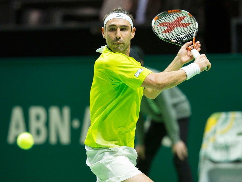Baghdatis klopt Goffin in thriller