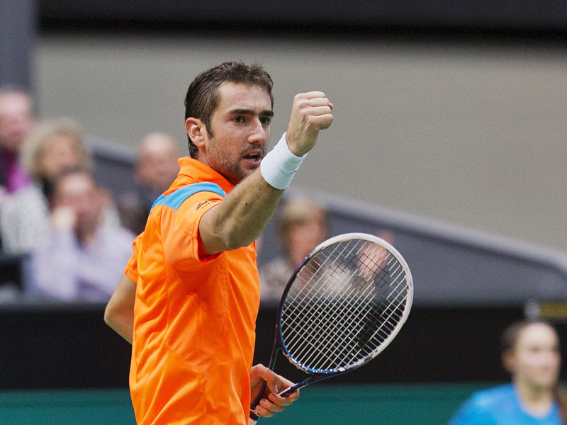 Cilic, Gasquet en Monfils in deelnemersveld 43e ABN AMRO World Tennis Tournament