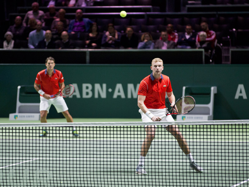 Clubkampioenen maken kans op Super Match op ABN AMRO World Tennis Tournament