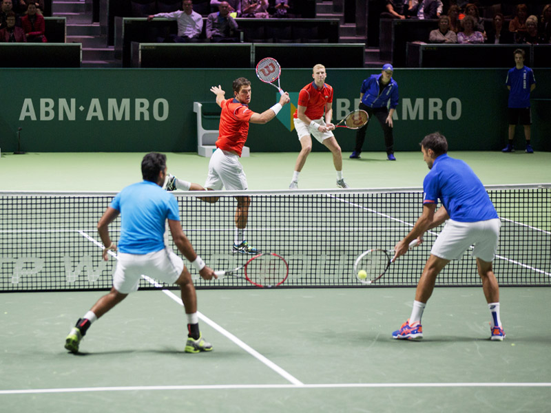 Clubkampioenen maken kans op Supermatch op ABN AMRO World Tennis Tournament